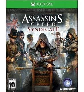Juegos,assassins Creed Syndicate - Xbox One Estándar, Xb..