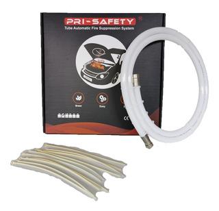 Pri Safety Sistema Autónomo Supresor De Fuego Para Motor