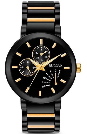 Reloj Bulova Classic Original Para Hombre 98c124