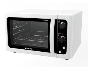 Forno Elétrico De Bancada Atlas 44l 1750w Branco 220v