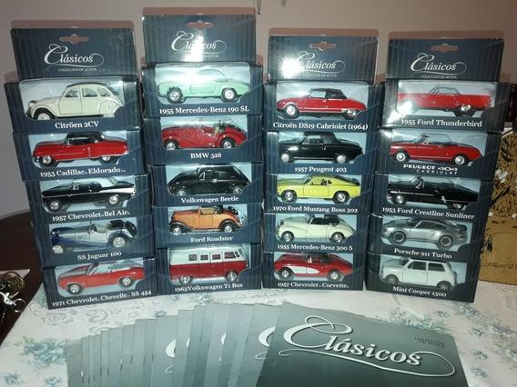 Colección Completa Autos Clásicos Clarin ....!!!!!