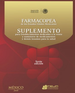 Suplemento De La Feum (farmacopea) Para Farmacia Y Almacén