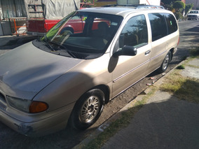 Ford Windstar Gl Plus Aa Tras. Ee Mt 1998