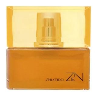 Perfume Shiseido Zen Original 50 Ml Usado