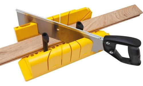 Caja Inglete Serrucho Profesional 14 PuLG  Stanley 20-600