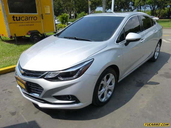 Chevrolet Cruze Ltz At 1400cc Turbo