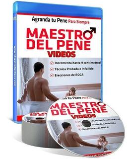 Maestro Del Pene - Alarga Tu Pene Para Siempre - Actualizado