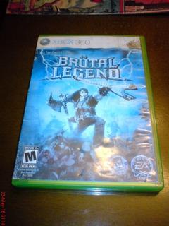 Brutal Legend Para Xbox 360