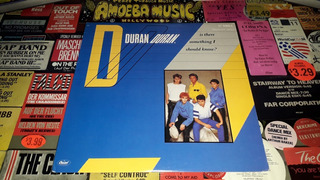 Duran Duran Is There Something I Should Know Maxi Usa Mint-