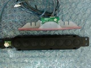 Sensor De Toque E Controle Remoto Tv Lg 50ln5400