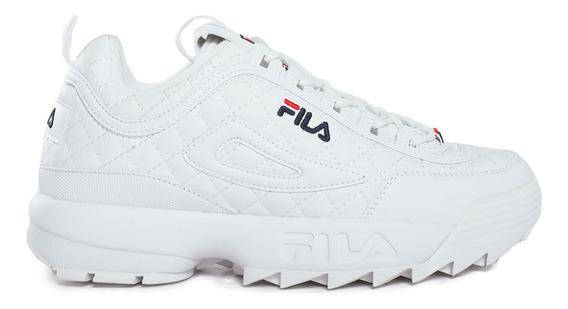 Zapatillas Fila Disruptor Ii Quilted -5fm00665-125- Trip Sto