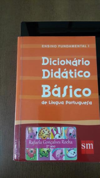 Dicionario Didático Básico De Língua Portuguesa