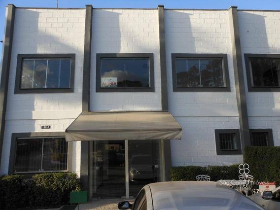 Sala Para Alugar, 143 M² Por R$ 4.000,00/mês - Granja Viana - Cotia/sp - Sa0127