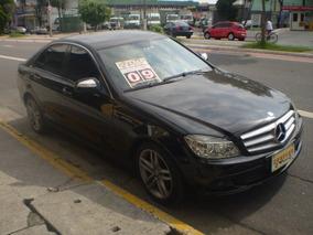 Mercedes-benz C 200 Kompressor 2009 Aut. Teto Solar