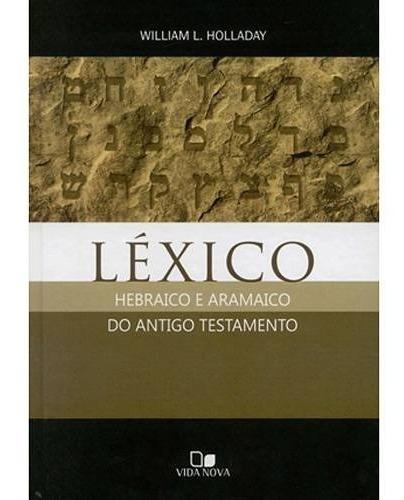 Léxico Hebraico E Aramaico Velho Testamento