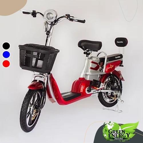 Bicicleta Eléctrica Gp 350w Litio 48v12ah Envios Nacionales