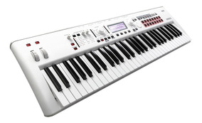 Teclado Workstation Sintetizador Korg Kross 61 White + Nf!