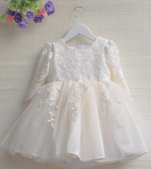 Vestido Fiesta Nena Modelo Amelie M/l