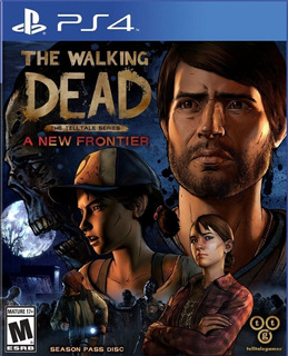 Juego Playstation 4 The Walking Dead The Teltale Series A / Makkax