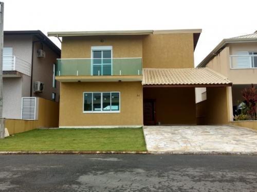 Casa De Alto Padrão Em Condomínio Fechado Ref. C2013 L C