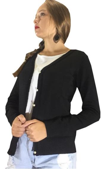 Jaqueta Feminina De Inverno Blusa De Frio Cardigan Suéter