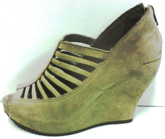 Sapato Feminino Plataforma Ana Bela Ramarim 1124205