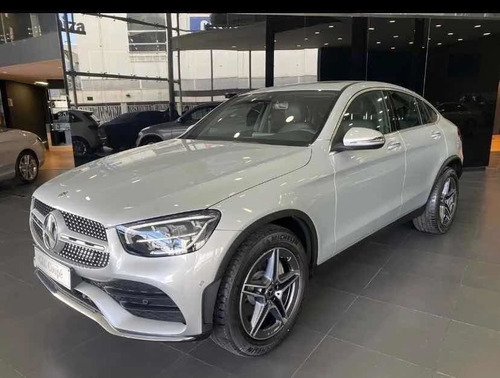Mercedes Benz Glc 300 Coupe Amg Line