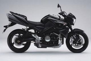 Suzuki Bking 2012