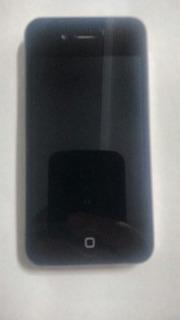 Telefone iPhone 4s Bem Conservado Liga Mas Não Funciona