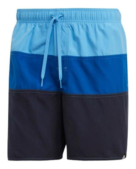 Shorts adidas De Baño Color Block