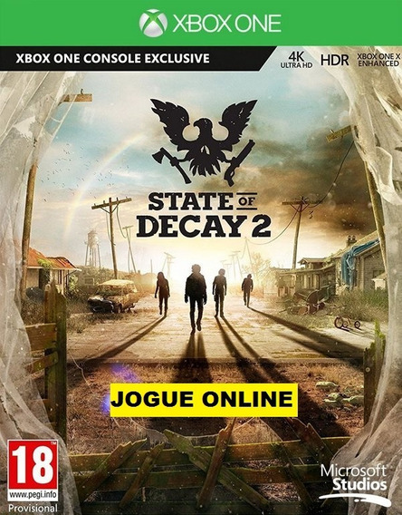 State Of Decay 2 Xbox/pc Digital Online