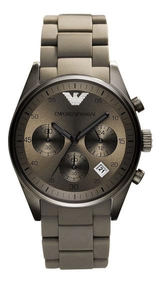 Reloj Unisex Militar Nuevo Original 5951 38 Mm