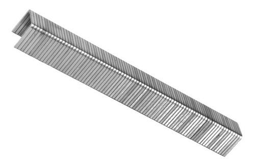 Imagen 1 de 2 de Grapa Grampa Para Engrampadora Triple Bremen 10mm Caja 1000u Cod. 2329 Dgm
