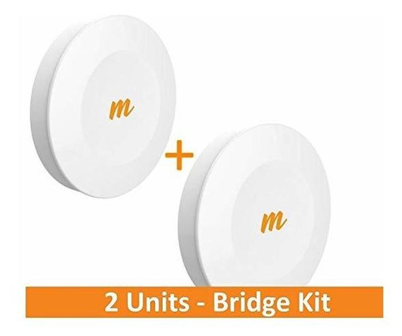 Access Point Mimosa B5 2-units Outdoor Gigabit Backhaul In ®