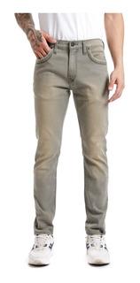Jeans Denizen® Hombre 286 Gris Slim Taper Illmatic