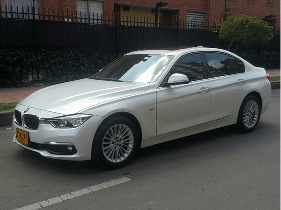 Bmw 320i Luxury Tp 2000cc T Ct Tc Fe