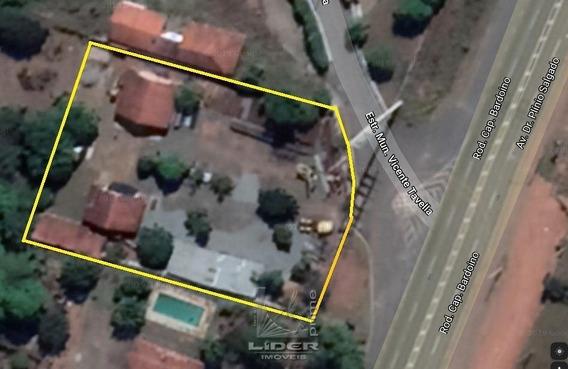 Locação Comercial Chacará 2 Casas - Ch0103-2