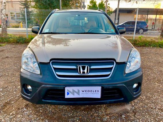 Honda Crv Lx 2.4 Automático