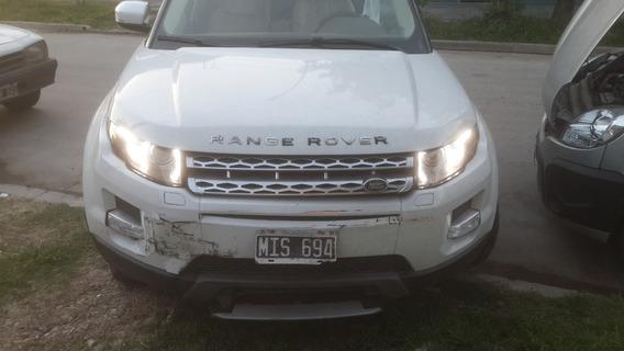 Repuestos Range Rover Evoque 2013