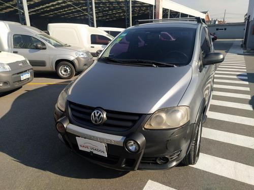 Volkswagen Crossfox 1.6 Contfortline Hku