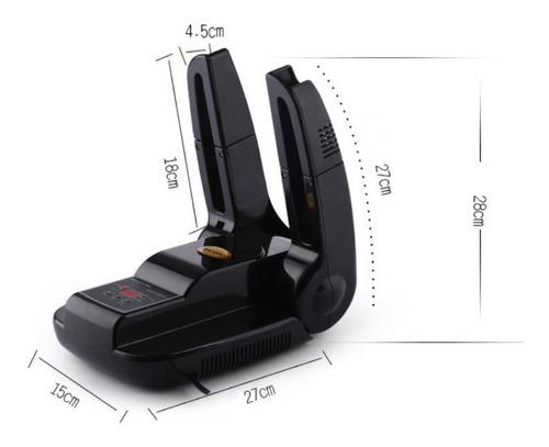 secador de guantes con luz port/átil calentador de zapatos iKeeGan blanco secador de botas Secador de zapatos el/éctrico para esquiar