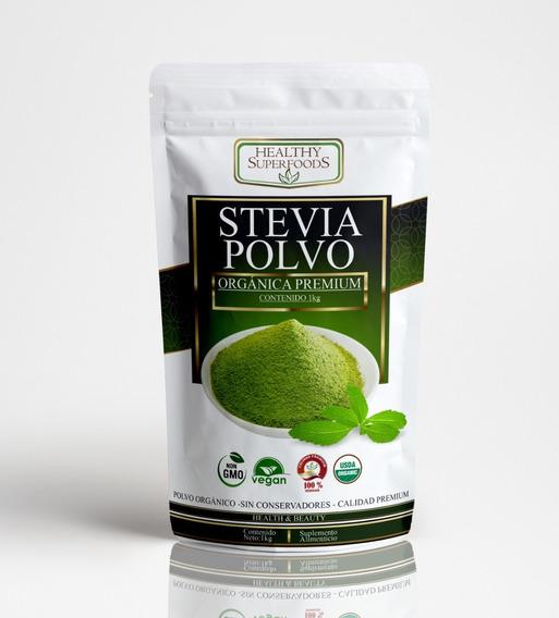 Stevia En Premium En Polvo 1kg Envio Gratis