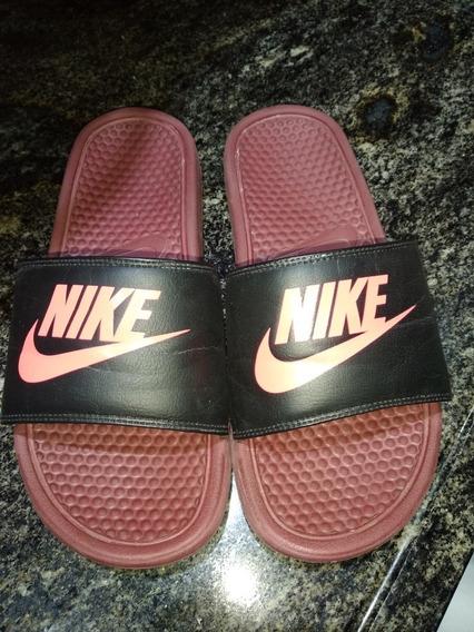 Ojotas Maraca Nike Talle 8us Usadas