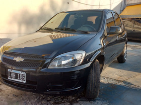 Chevrolet Celta Lt 2012 Anticipo De $ 93832 Y Cuotas!!!(gpb)