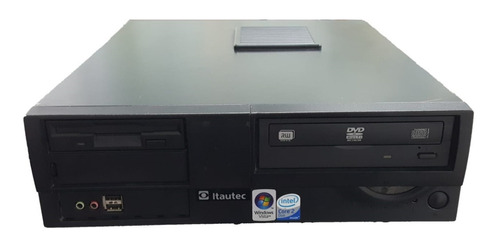 Computador Itautec Infoway St4160 4gb Hd 160gb Frete Grátis