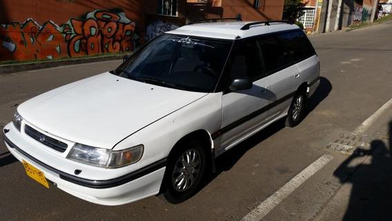 Subaru Legacy Blanco Mod 1992