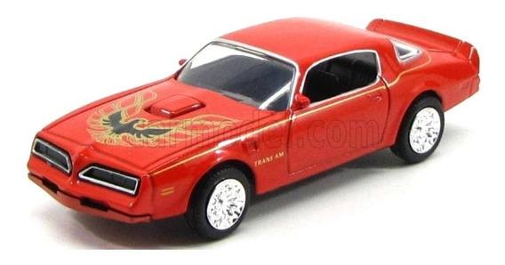 Pontiac Firebird Trans Am 1977 1/43 Motor Max