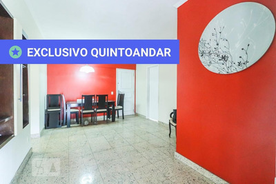 Apartamento No 1º Andar Mobiliado Com 2 Dormitórios E 1 Garagem - Id: 892935226 - 235226