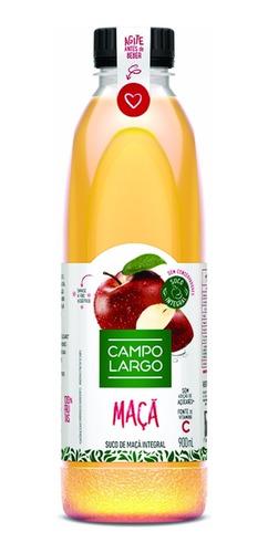 Suco Maça Pet 900ml - Campo Largo