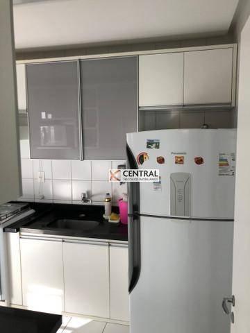 Apartamento Mobiliado Com 1 Dormitório Para Alugar, 59 M² Por R$ 1.900/mês - Pituba - Salvador/ba - Ap2532